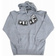 VOLCOM PISTOL ZIP HOOD FLEECE